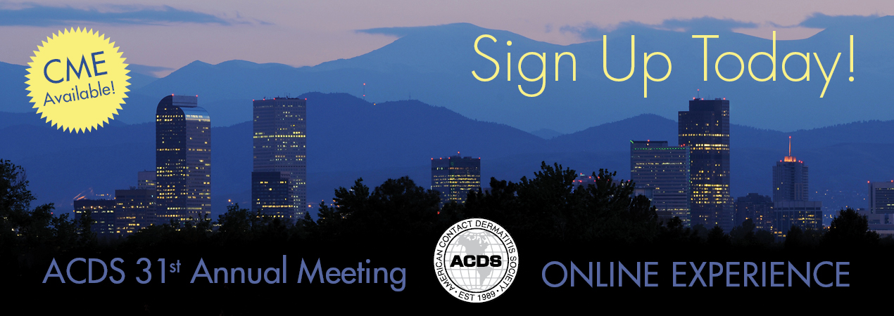 ACDS 2020 annual meeting online